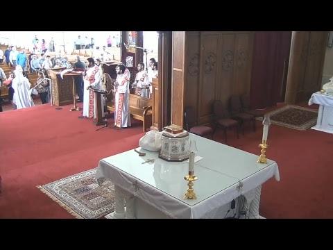 Sunday Liturgy - 2017/06/25 - St. Mark Coptic Orthodox Church, Toronto Live Stream