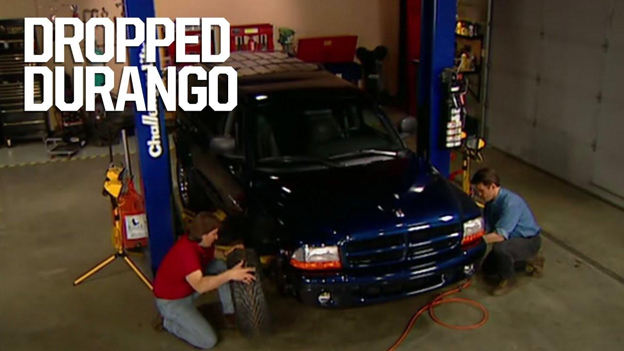 "Dropping A Dodge Durango 3"" All The Way Around - Trucks! S2, E12"