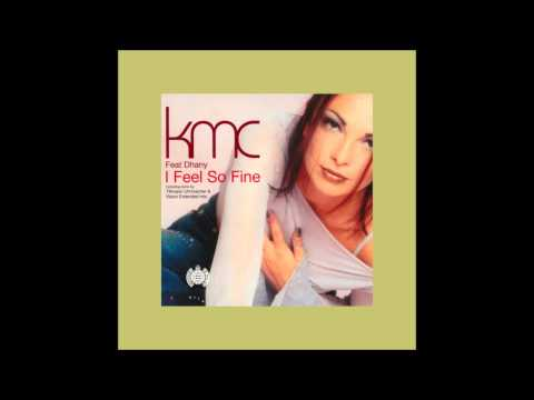 KMC feat. Dhany - I Feel So Fine (Live Element Mix) (2002)