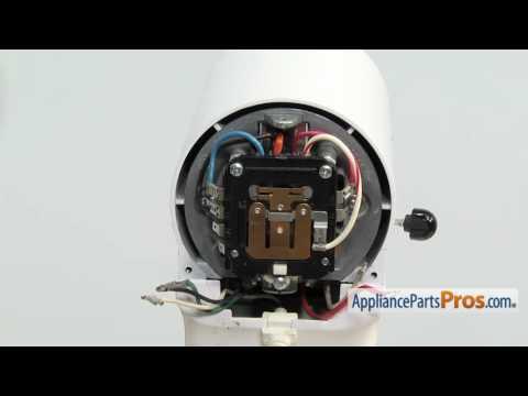 How To: Whirlpool/KitchenAid/Maytag Motor Housing Seal WP240775-1