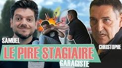 Le Pire Stagiaire : le garagiste (inédit)