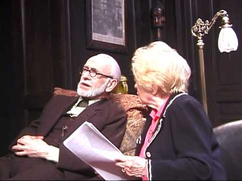Sigmund Freud and Anal Sex, Electra and Oedipul Complexes - Dr. Ruth interviews Freud