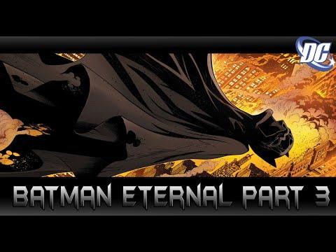 มหานครล่มสลาย Batman Eternal Part 3 - Comic World Daily