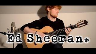 Gambar cover Ed Sheeran: Thinking Out Loud - Guitar Cover by CallumMcGaw