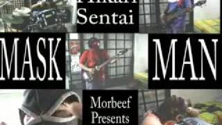 Hikari Sentai MAskMAN Opening theme tagalog- a one man tribute cover