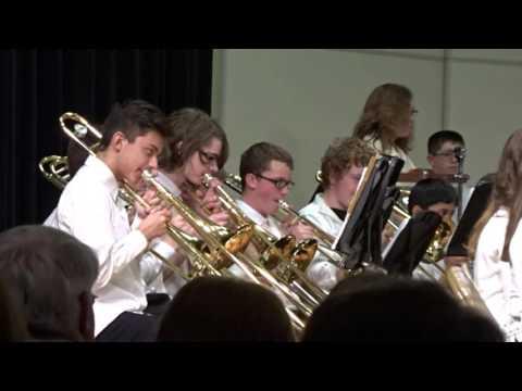 Summit 7th Grade Band - Shadows Unleashed