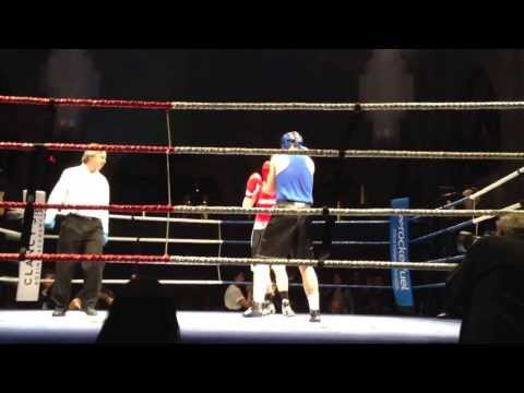 "Chris ""Chubbz"" Connolly vs. Ray ""Razor"" McIlroy - Round 2"