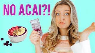 How to Make an Acai Bowl Without Acai!