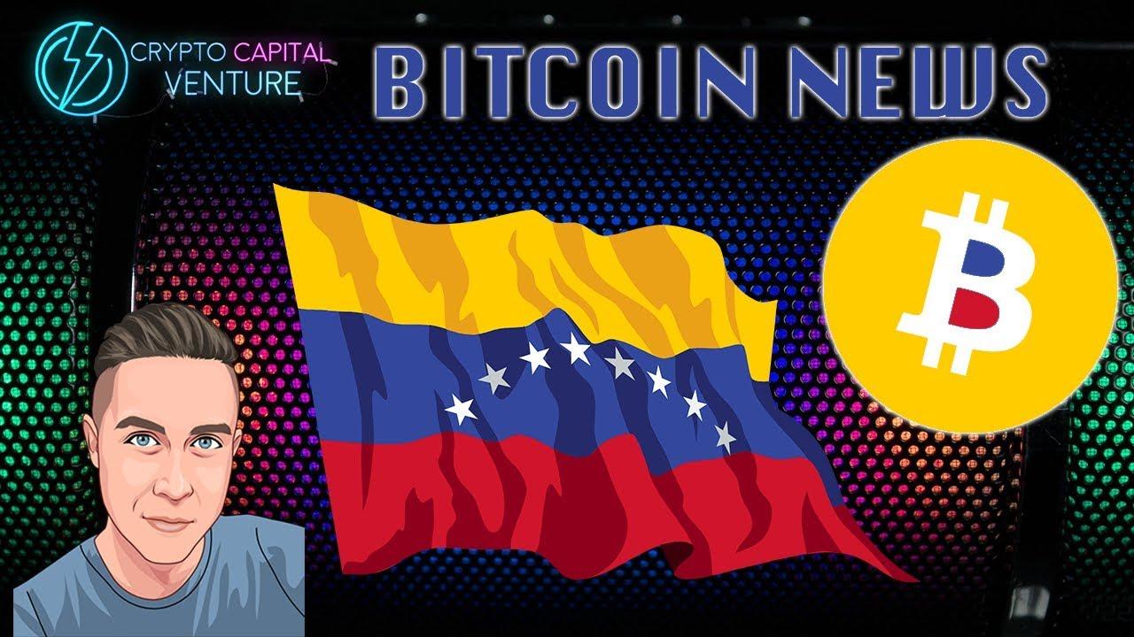 Bitcoin News – Venezuela Turning To Bitcoin