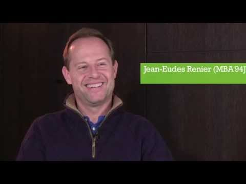 Jean-Eudes Renier (MBA'94J) on Careers in Mergers and Acquisitions