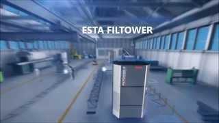 Esta Filtower genel ortam havalandırma sistemi