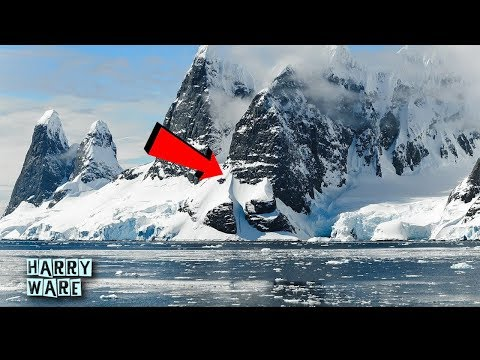 159 - MUSTAHIL!! Harus Tahu, Gunung Antartika Akan Ditarik Dengan Kapal