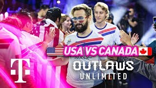 USA VS Canada in the Overwatch World Cup! - Outlaws Unlimited Ep. 7