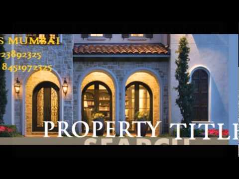What Is Title Search Report,Investigation Of Title, Property In Real State  / Title Verifiaction