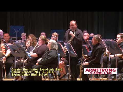 Tri-State Music - Greater Huntington Symphonic Band Spring Concert