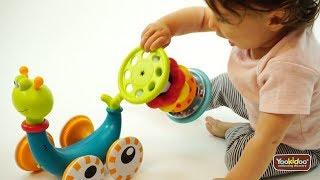Yookidoo Crawl 'N' Go Snail™ | www.yookidoo.com