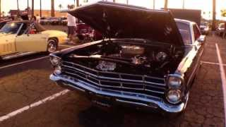 1967 Ford Galaxie,  2 Door Hardtop Fully Restored FOR SALE
