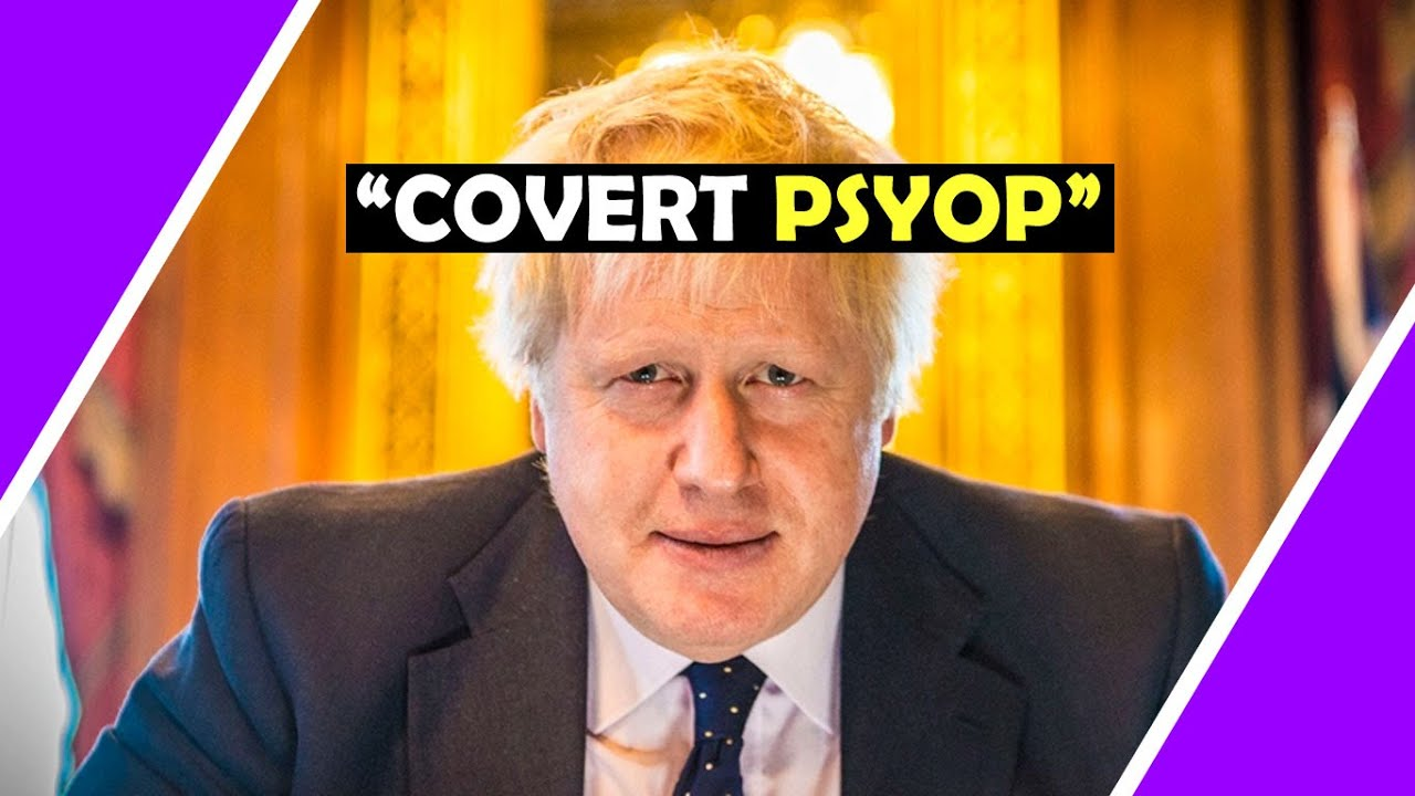 "UK Govt ACCUSED Of ""Covert PSYOP"" On Public / Hugo Talks #lockdown"