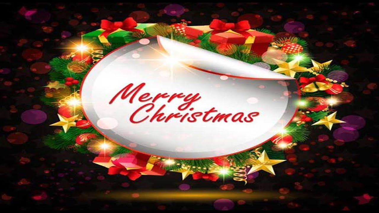 Merry christmas happy new year 2016 greetings best wishes merry christmas happy new year 2016 greetings best wishes whatsapp video message e card 3 youtube kristyandbryce Image collections