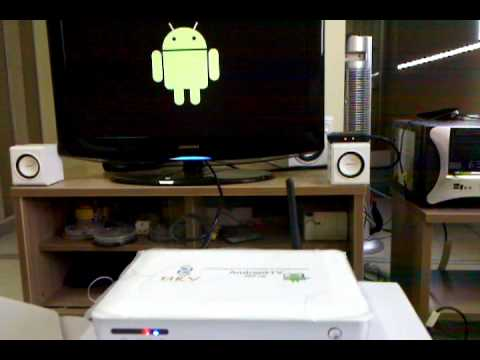 how to clean up android tv box