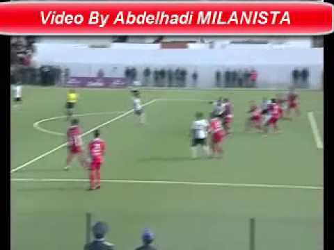 Club Athletic Youssoufia BERRECHID 1 vs 0 JSM (يوسفية برشيد 1 - 0 شباب المسيرة)