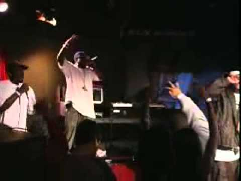 Crooked I and Horseshoe GANG live (2006)