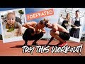 I couldn  39 t even FINISH this workout  NO EQUIPMENT    Becoming a Chef   DAY IN THE LIFE VLOG