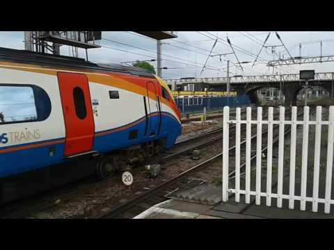 Trains at: Bedford, MML, 02/06/17