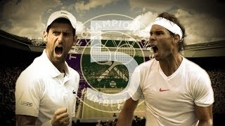 The Five Best ATP Grand Slam Matches of 2018