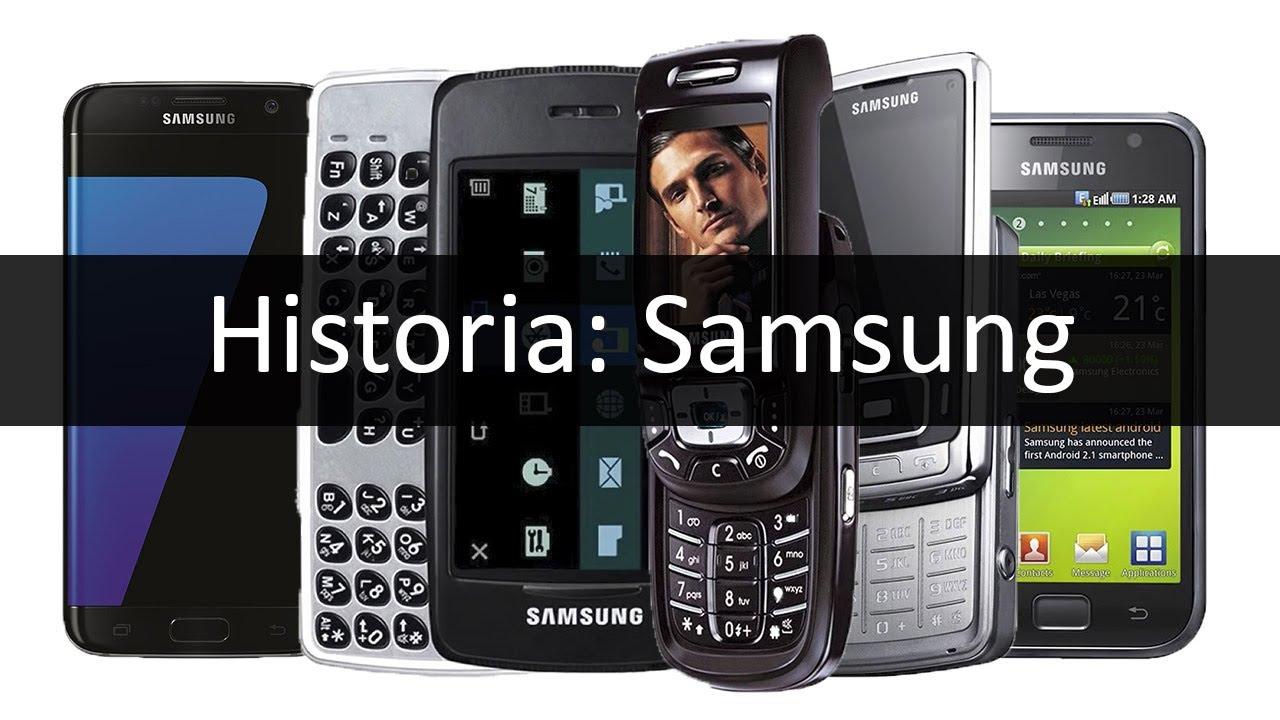 historia celulares android