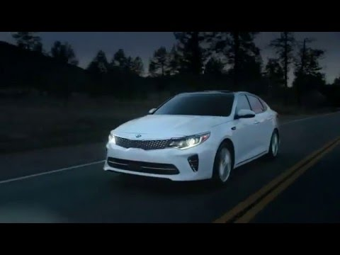 Kia Optima Commercial