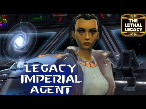 SWTOR Imperial Agent Story - Act 1 - First Assignment
