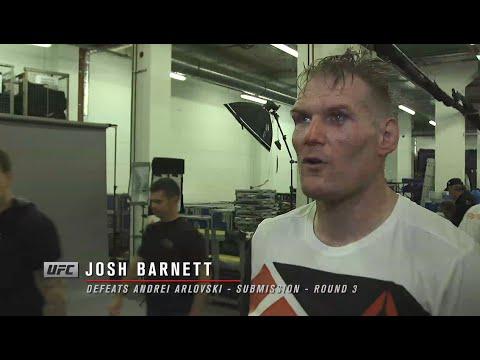 Fight Night Hamburg: Josh Barnett - Backstage Interview