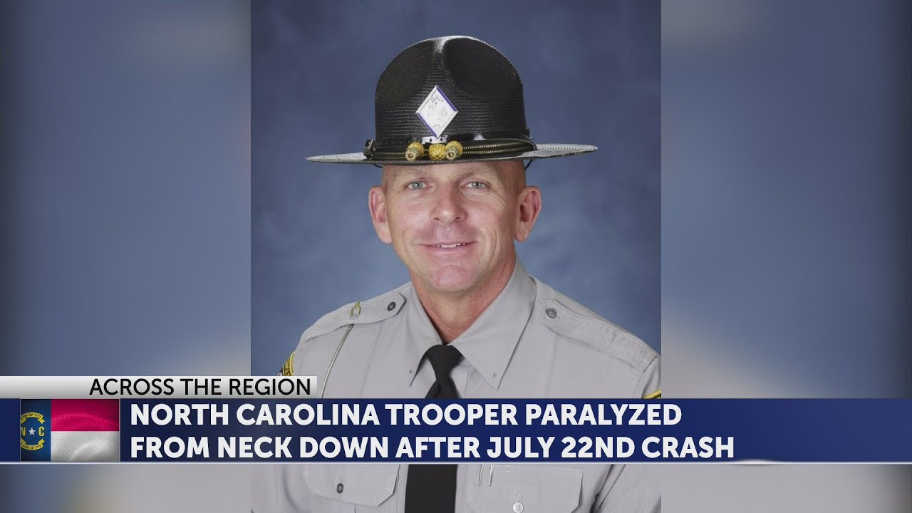 Update on North Carolina Trooper