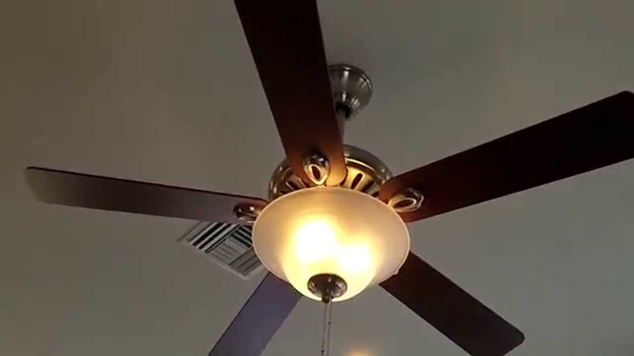 52  Various Progress Lighting Ceiling Fans in the Model Homes in Florida - YouTube & 52