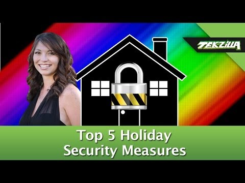 Top 5 Holiday Travel Security Tips!