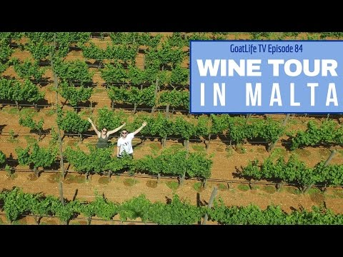 Wine Tour and Tasting in Malta