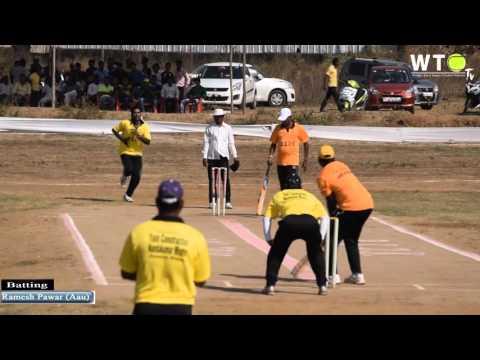 Ramesh Pawar (Aau)   Batting   RKDK IPL 2016,Panvel