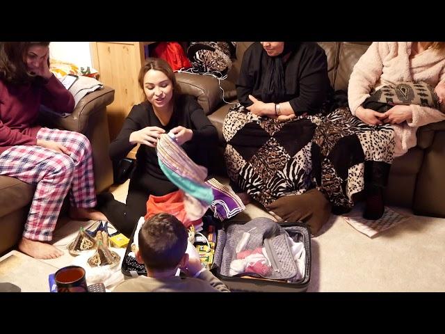 شوفو اشنو جابت ليا اختي وخالتي 😂النشاط مع امي😁عشية معنا