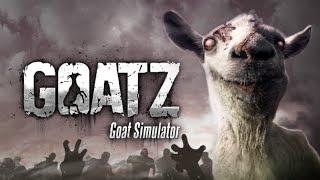 Český GamePlay | GoatZ - Goat Sim...