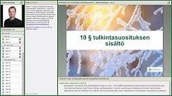 Metsälain arvokkaat elinympäristöt -webinaari 1.4.2020