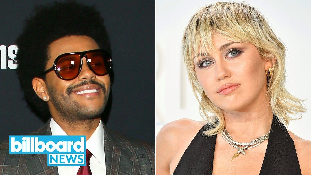 Miley Cyrus & Stevie Nicks Collab, The Weeknd & Maluma Drop Remix | Billboard First Stream New Music