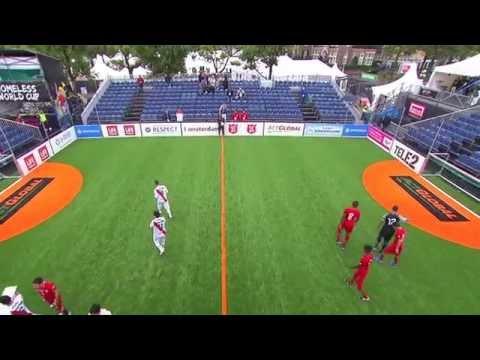 Full Match: Peru vs. Portugal (Men's), Sept. 17