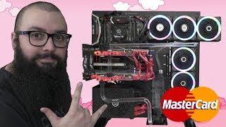 O COMPUTADOR DE R$ 50.000 REAIS DO ANDRE!! COMO FICOU!?