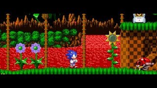Sonic Mania Mod - Sonic.EXE Mania The Resistance V0.4