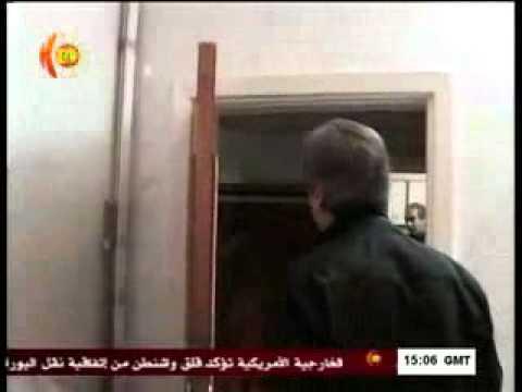 لقاء مع الفنان التشكيلي زهير حسيب Kurdistan TV 2010