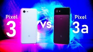 Pixel 3a vs Pixel 3 - Everything You Need To Know Right Now!