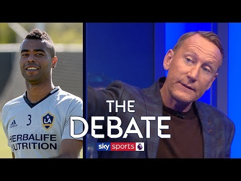 Which club should Ashley Cole sign for? | The Debate | Parlour & Murphy