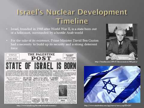 Group 5 Comparative Analysis of India and Israel's Nuclear Capabilities
