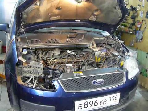 Капитальный ремонт двигателя Ford Duratec HE 1.8
